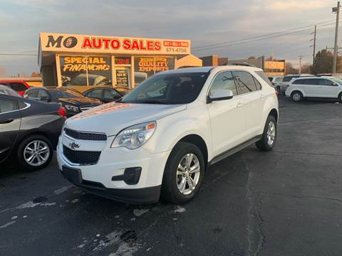 2014 Chevrolet Equinox for sale in Fairfield, OH
