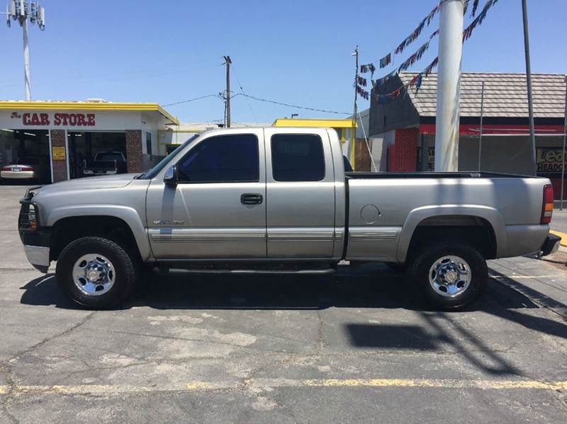 2002 Chevrolet Silverado 2500HD LS 4dr Extended Cab 2WD SB   Las Vegas NV