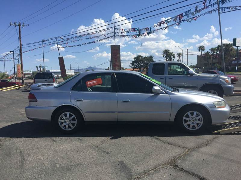 2002 Honda Accord SE 4dr Sedan   Las Vegas NV