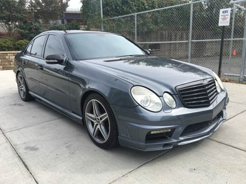 2007 Mercedes-Benz E-Class for sale at Elite Motors in Washington DC