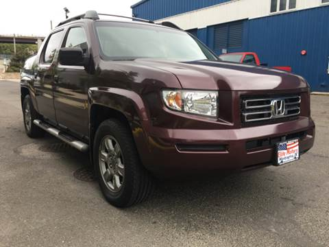 2007 Honda Ridgeline for sale at Elite Motors in Washington DC