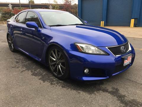 2008 Lexus IS F for sale at Elite Motors in Washington DC