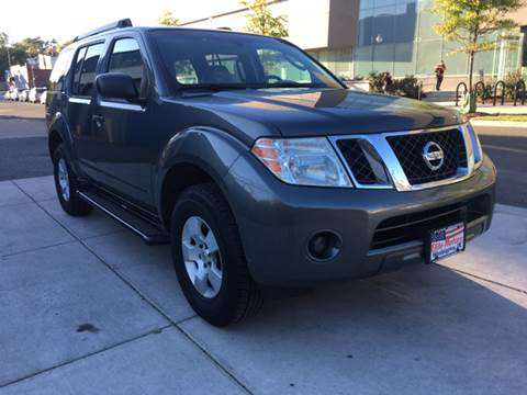2009 Nissan Pathfinder for sale at Elite Motors in Washington DC