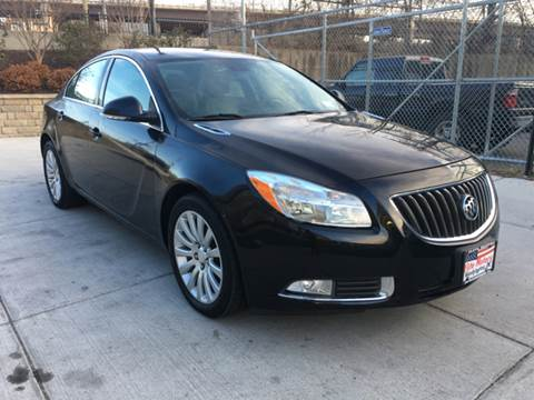 2012 Buick Regal for sale at Elite Motors in Washington DC
