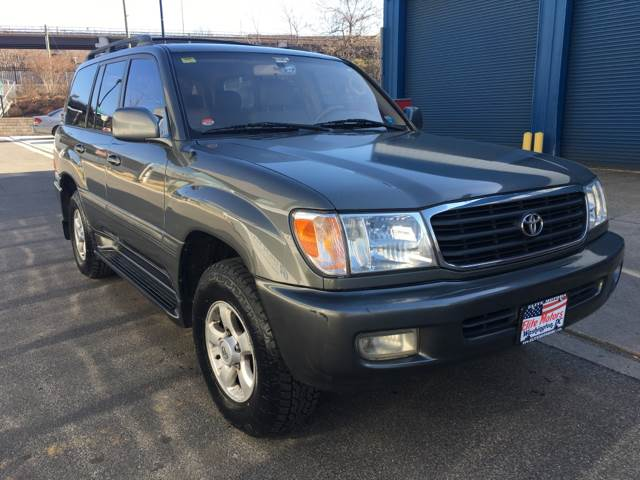 Marvelous 2000 Toyota Land Cruiser AWD 4dr SUV   Washington DC