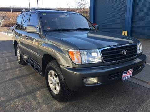 2000 Toyota Land Cruiser for sale at Elite Motors in Washington DC
