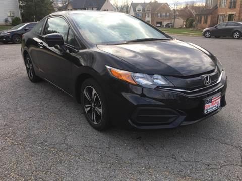 2015 Honda Civic for sale in Washington, DC