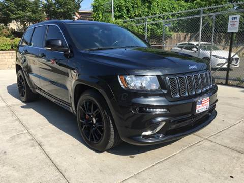 2012 Jeep Grand Cherokee for sale at Elite Motors in Washington DC
