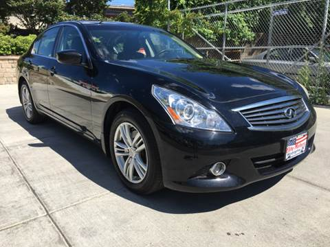 2011 Infiniti G37 Sedan for sale at Elite Motors in Washington DC