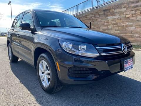 2014 Volkswagen Tiguan S for sale at Elite Motors in Washington DC