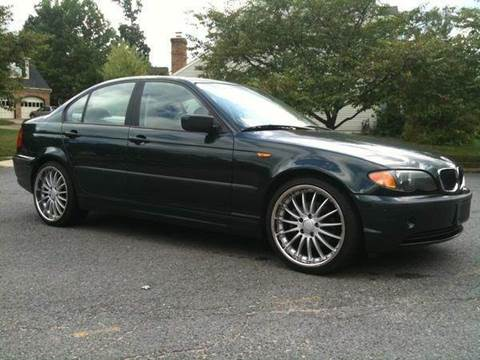 2002 BMW 3 Series for sale at Elite Motors in Washington DC