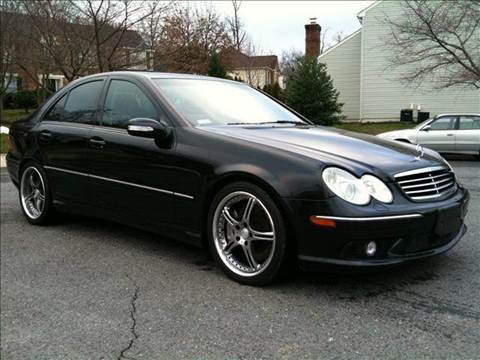 2005 Mercedes-Benz C-Class for sale at Elite Motors in Washington DC