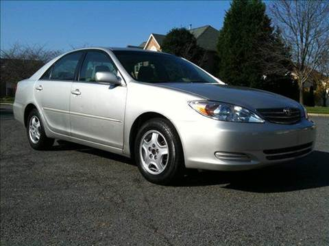 2004 Toyota Camry for sale at Elite Motors in Washington DC