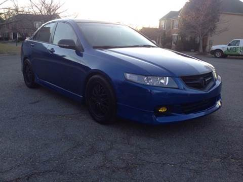 Acura TSX For Sale In Dist Of Col Carsforsalecom - Acura tsx 2004 for sale