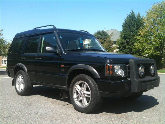 2003 Land Rover Discovery for sale at Elite Motors in Washington DC