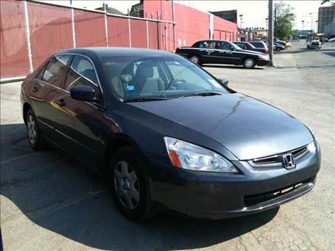 2005 Honda Accord for sale at Elite Motors in Washington DC