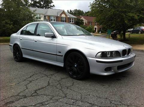2000 BMW 5 Series for sale at Elite Motors in Washington DC