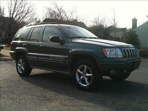 2002 Jeep Grand Cherokee for sale at Elite Motors in Washington DC