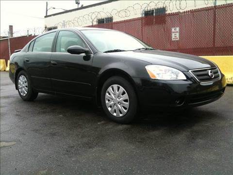 2004 Nissan Altima for sale at Elite Motors in Washington DC