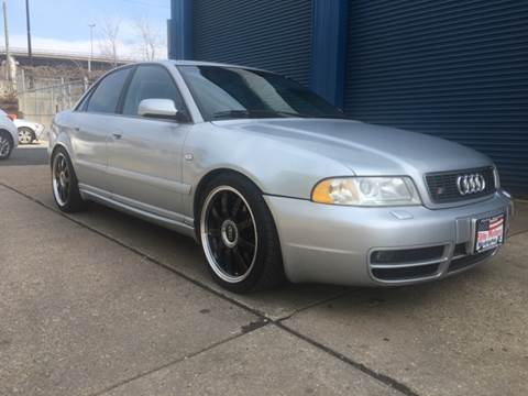 2000 Audi S4 for sale at Elite Motors in Washington DC