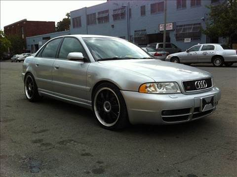 2000 Audi S4 For Sale in Bailey, NC - Carsforsale.com
