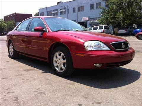2000 Mercury Sable for sale at Elite Motors in Washington DC