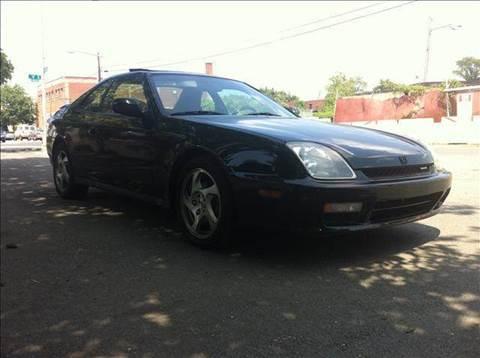 1999 Honda Prelude for sale at Elite Motors in Washington DC