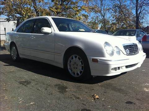 2000 Mercedes-Benz E-Class for sale at Elite Motors in Washington DC