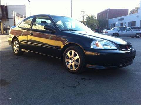 2000 Honda Civic for sale at Elite Motors in Washington DC