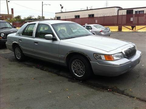 2000 Mercury Grand Marquis for sale at Elite Motors in Washington DC