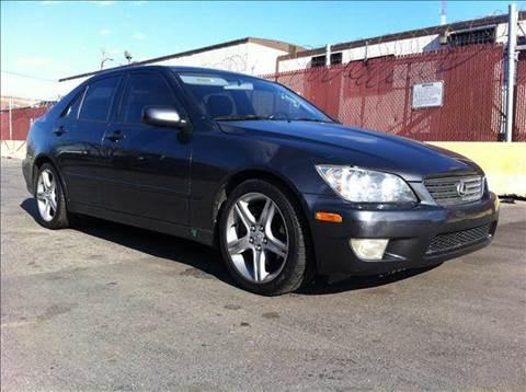2001 Lexus IS 300 for sale at Elite Motors in Washington DC