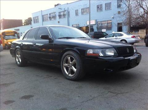 2003 Mercury Marauder for sale at Elite Motors in Washington DC