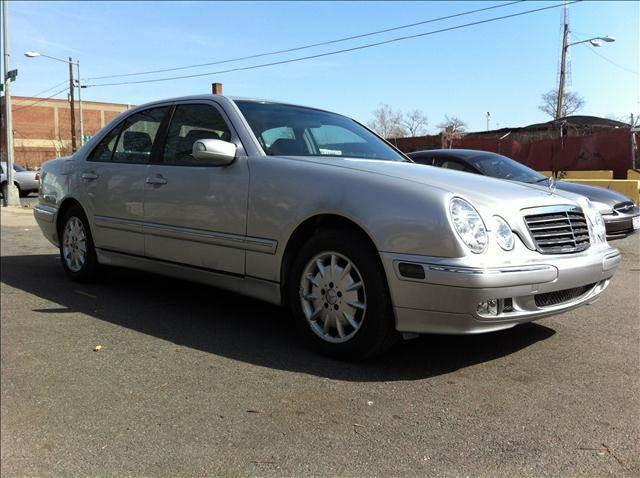 2001 Mercedes-Benz E-Class for sale at Elite Motors in Washington DC