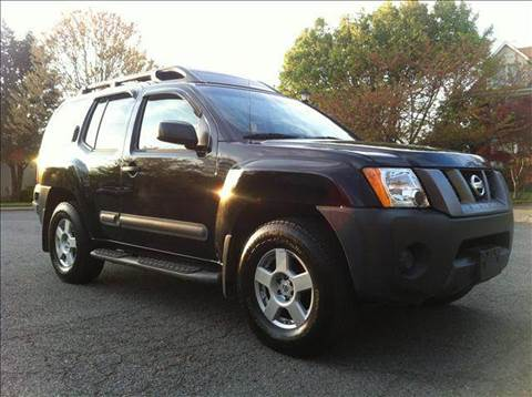 2005 Nissan Xterra for sale at Elite Motors in Washington DC