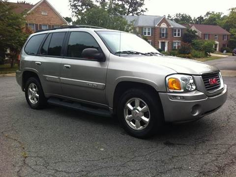2003 GMC Envoy for sale at Elite Motors in Washington DC