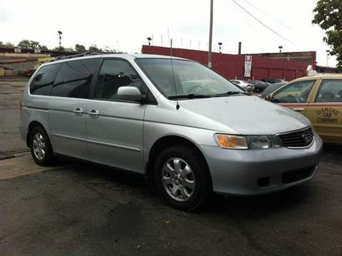 2003 Honda Odyssey for sale at Elite Motors in Washington DC