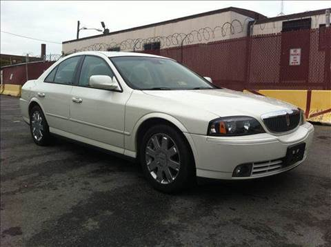 2003 Lincoln LS for sale at Elite Motors in Washington DC
