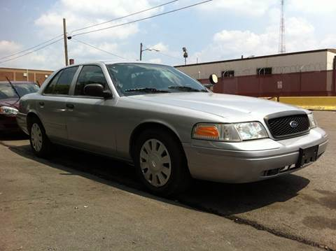 2007 Ford Crown Victoria for sale at Elite Motors in Washington DC