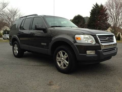 2006 Ford Explorer for sale at Elite Motors in Washington DC