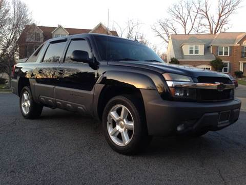 2003 Chevrolet Avalanche for sale at Elite Motors in Washington DC