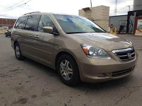 2005 Honda Odyssey for sale at Elite Motors in Washington DC