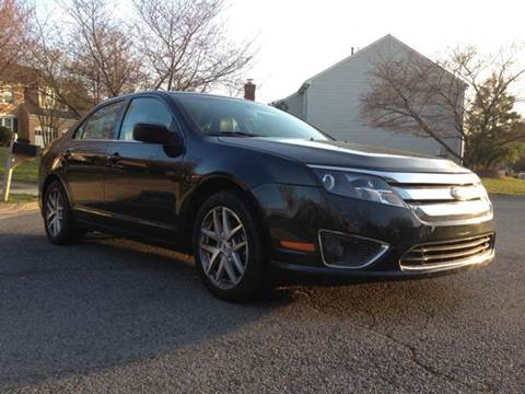 2011 Ford Fusion for sale at Elite Motors in Washington DC