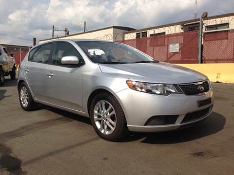 2012 Kia Forte for sale at Elite Motors in Washington DC