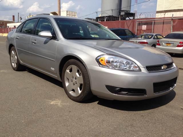 2006 Chevrolet Impala for sale at Elite Motors in Washington DC