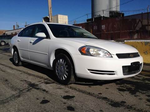 2007 Chevrolet Impala for sale at Elite Motors in Washington DC