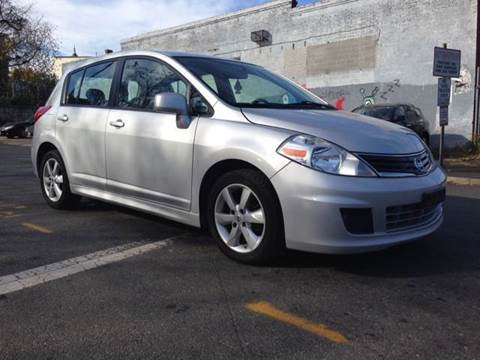 2010 Nissan Versa for sale at Elite Motors in Washington DC