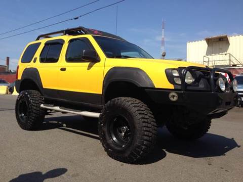 2002 Nissan Xterra for sale at Elite Motors in Washington DC