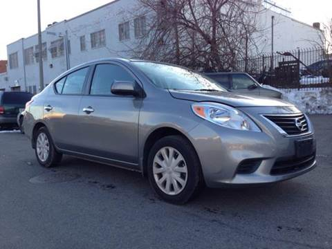 2012 Nissan Versa for sale at Elite Motors in Washington DC