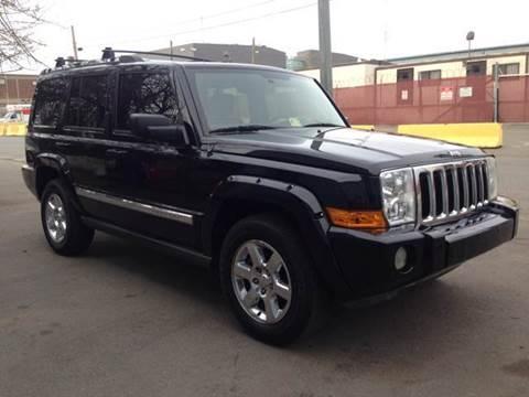2006 Jeep Commander for sale at Elite Motors in Washington DC