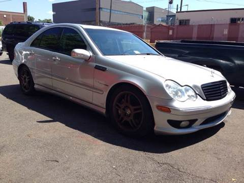 2002 Mercedes-Benz C-Class for sale at Elite Motors in Washington DC